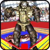 拳击 机器人 愤怒:街 步行 战斗机 1