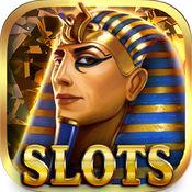 法老宝藏之金币老虎机 – 黄金大冒险,最佳古埃及金字塔风格 5 轴拉霸机