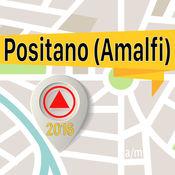 Positano (Amalfi) 离线地图导航和指南 1