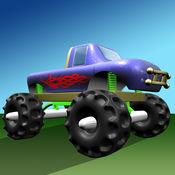 超级怪物卡车停车场挑战 - 最佳的虚拟赛车模拟器游戏 1.4
