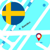 瑞典离线地图 2