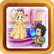 钻石公主- 华容道拼图免费的益智游戏