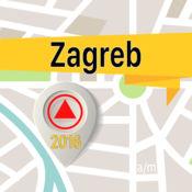 萨格勒布 离线地图导航和指南