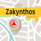 Zakynthos 离线地图导航和指南 1