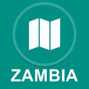 赞比亚 : 离线GPS导航