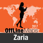 Zaria 离线地图和旅行指南