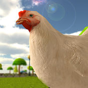 疯狂的3D鸡跑模拟器 2.1