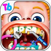 疯狂的牙医 - 虚拟外科医生及游戏沙龙