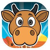 農場動物 — — 比賽 3 多人遊戲益智遊戲 1