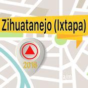 Zihuatanejo (Ixtapa) 离线地图导航和指南