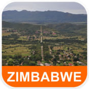 津巴布韦 离线地图 - PLACE STARS v1.1