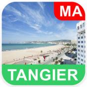 摩洛哥的丹吉尔, 离线地图 - PLACE STARS v1.1