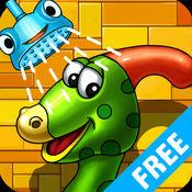 恐龙洗澡和换装 (FREE)