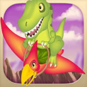 恐龙 冒险, 免费乐趣恐龙游戏 - Dinosaur Adventure, Free Fun Dino Game