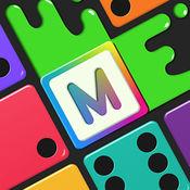 骰子合并 - 块拼图