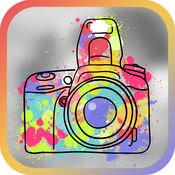 照片编辑器 - 使用惊人的色彩效果