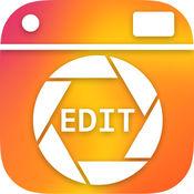 照片编辑器 - 滤镜和特效 1