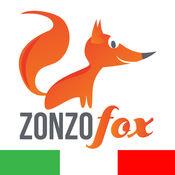 ZonzoFox - 意大利官方指南与罗马米兰佛罗伦萨和威尼斯