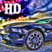 山地赛车 HD – 专为iPhone & iPod 设计的免费赛车游戏 1.
