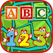 字母和数字123 ABC记忆匹配童装 1.0.0