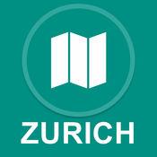 瑞士苏黎世 : 离线GPS导航