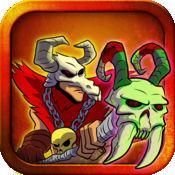 恶魔地牢润 - 攻击邪恶的怪物版