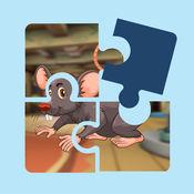 疯狂的米老鼠拼图