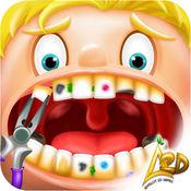疯狂的牙医手术 — — 宝宝牙齿游戏的孩子们