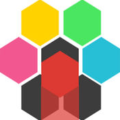 移动六边形 - 六角拼拼新玩法