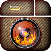 照片蒙太奇制作HD精简版 - 最好的拼贴画背景,贴纸,框架 1