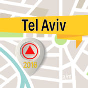 Tel Aviv 离线地图导航和指南1