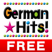 German Hits!(免费) ー 最新德国流行歌曲排行榜 !
