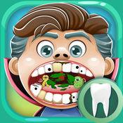 超级英雄牙医游戏为孩子