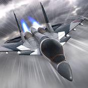 金属飞行模拟器游戏免费 - 战斗机发动机模拟手机游戏