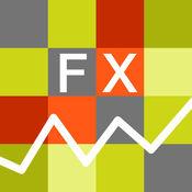 FX Corr Lt - 外汇市场的货币关联性 - 美元、欧元兑换率 1
