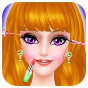 皇家公主娃娃化妆 - 女孩化妆游戏
