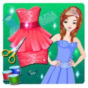 皇族 公主 裁缝 精品 普林斯 时尚 明星 女孩 游戏 3