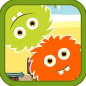 超级怪物框: 引力物理游戏为五年级