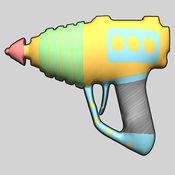 激光枪应用 - 与爆破,狙击,机枪等 1.35