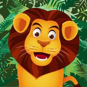 Animalmania - 来自世界各地的动物猜测和乐趣学习有关动物王国!免费