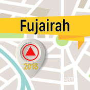 Fujairah 离线地图导航和指南1