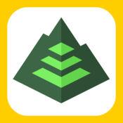 Gaia GPS: 徒步旅行地形图1.2