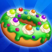 甜甜圈制造商面包店