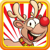 鲁道夫 · 红鼻子驯鹿运行 : Rudolf's Reindeer Run