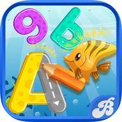 Abc字母表学习&数字追踪为小孩 1