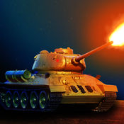 空间坦克大战:月...