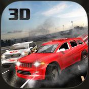至尊吉普车司机游戏真正的驾驶及停车测试 1