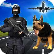 特别行动警察的护卫犬模拟器拆弹小组