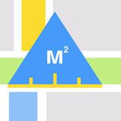 GPS地圖測量尺 – 在地圖上測量距離和麵積