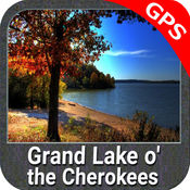 湖大切诺基Ò GPS 地图 航海家 5.2